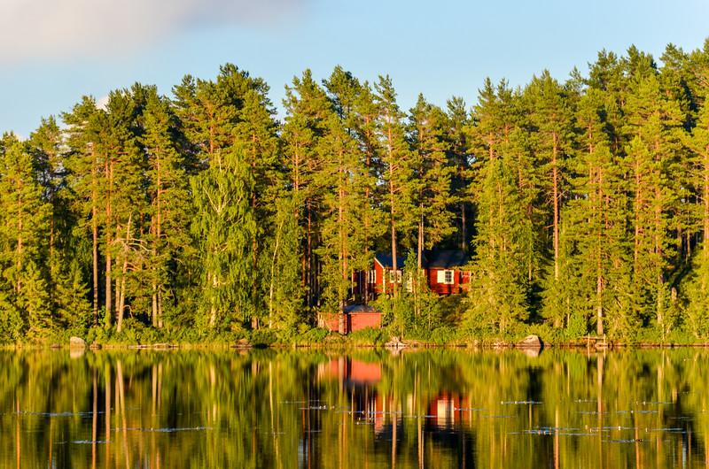 Cabin in Värmland County