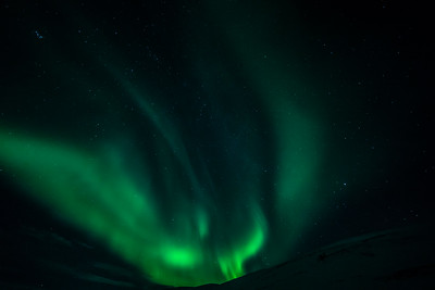 F Aurora Borealis Abisko