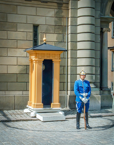 Stockholm - Royal Palace