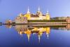 Kalmar Castle, Kalmar, Småland, Sweden.