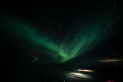 C Aurora Borealis Abisko