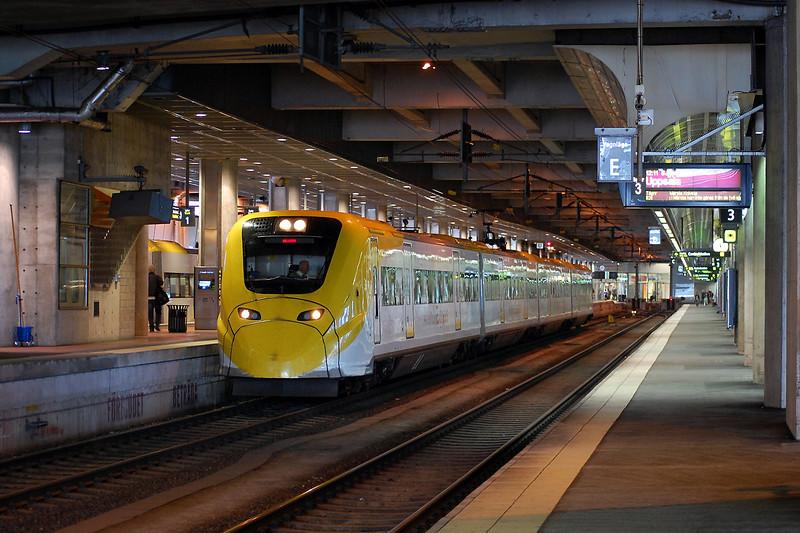 Arlanda Airport Express  at Stockholm C.