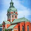 Stockholm - St. Jacobs Kyrka