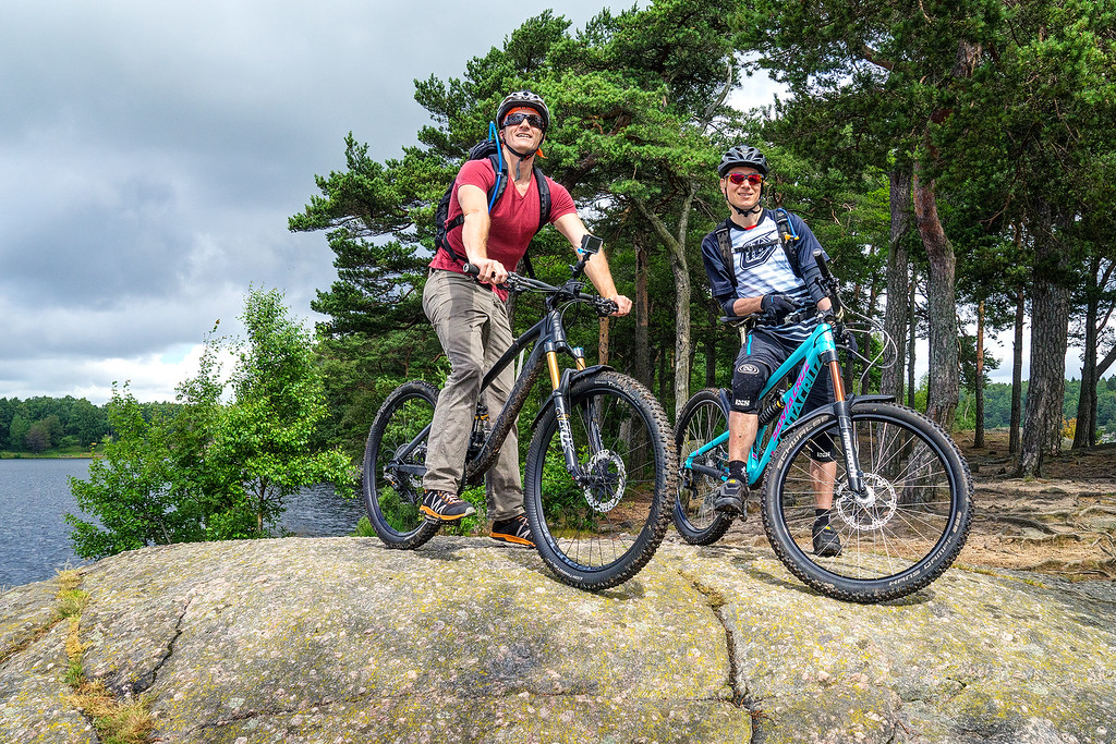 Gothenburg Mountain Biking