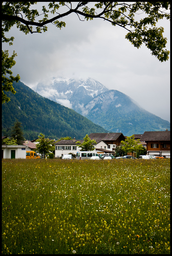 Near Lake Brienz