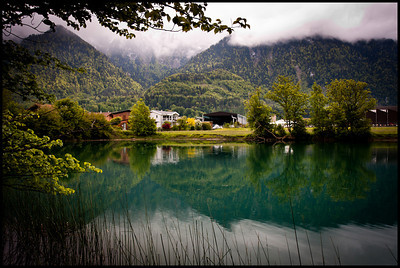 Near Lake Brienz