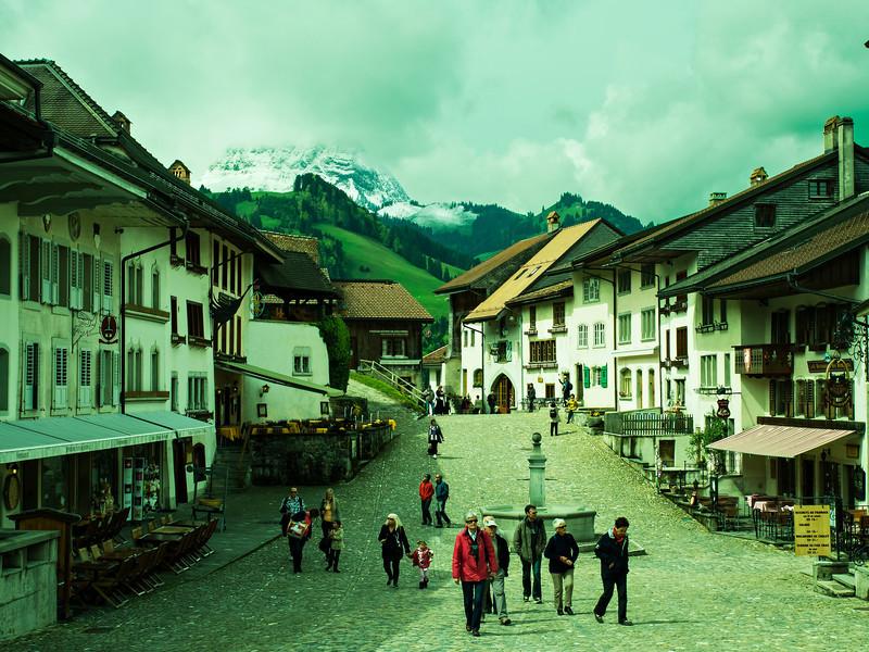 Village of Gruyeres