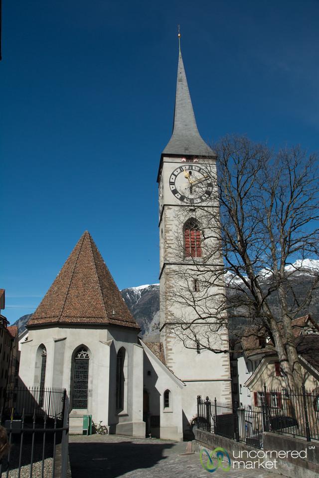 St. Martin's Church - Chur, Switzerland