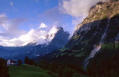 Grindlewald, Eiger in background668