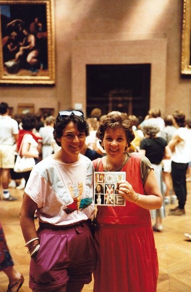 Visiting the Louvre Museum