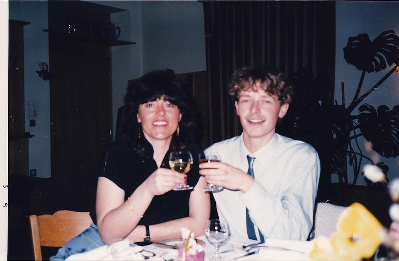 Brigitte Sieber & Peter Rauber
