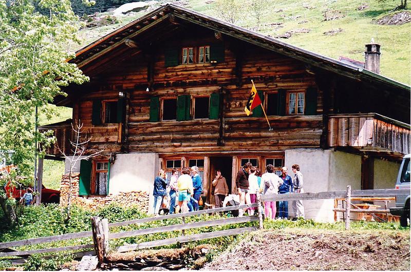 Rauber's Chalet im Gasternthal