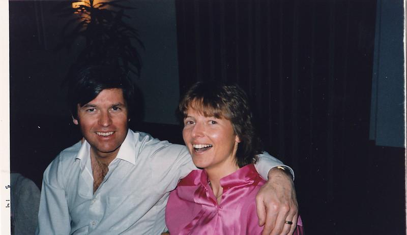 Bruce & Barbara