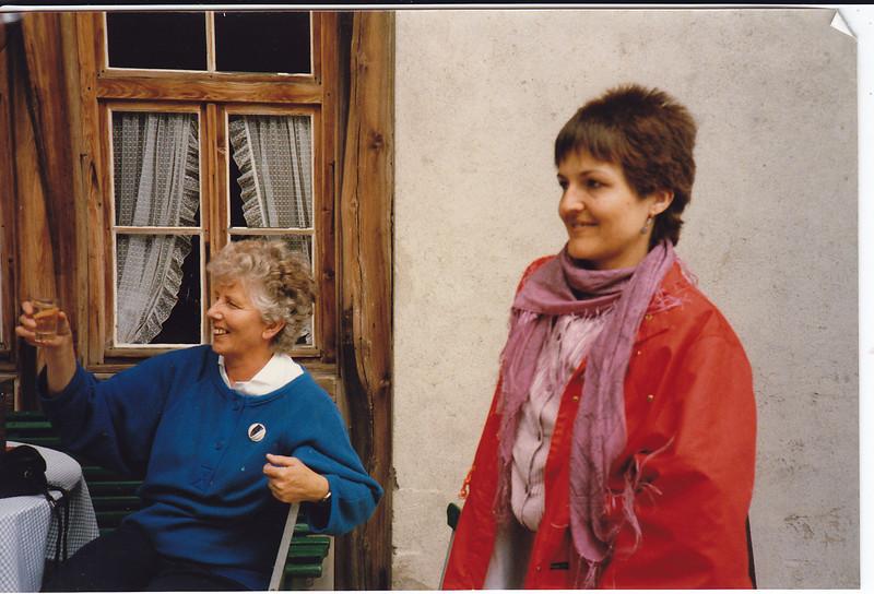 Ruth & Barbara Sieber