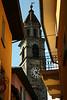 Clock tower, Ascona, Switzerland