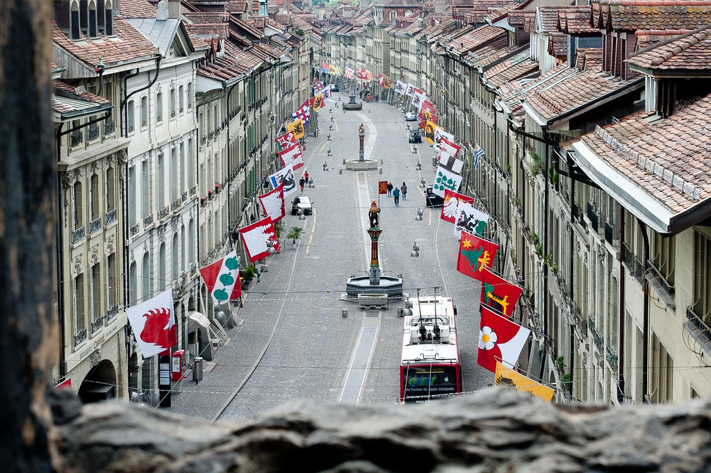 Travel to Bern