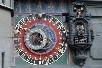 Zytglogge, Clock Tower, Bern, Switzerland