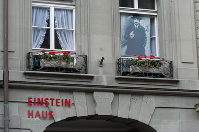 Albert Einstein House in Bern, Switzerland