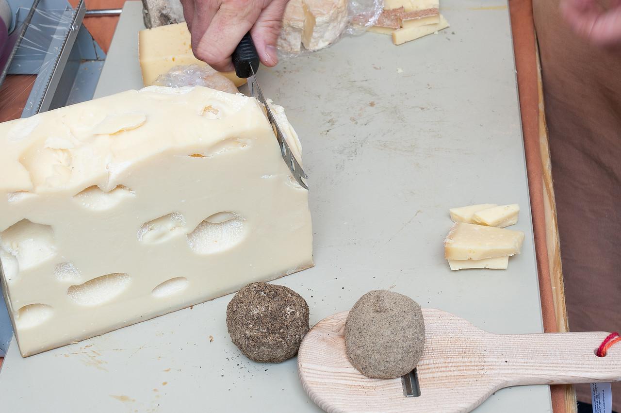 Wine and cheese tasting in Bern, Switzerland