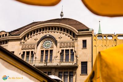 Marktplatz (Market place), Basel