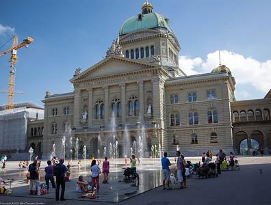 Bern - The Federal Parliament