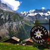 Grimmelwald Switzerland, Scenic Views