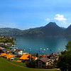 Interlaken Switzerland, Scenic Images