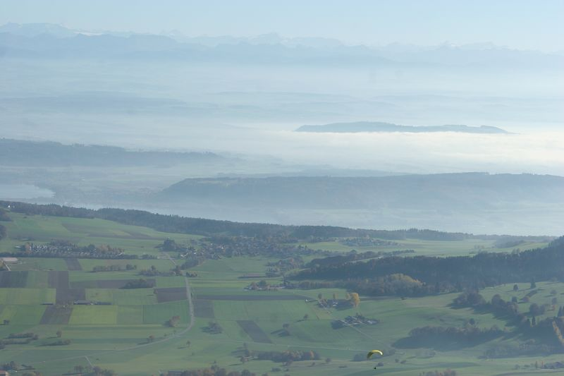 View from Chasseral
