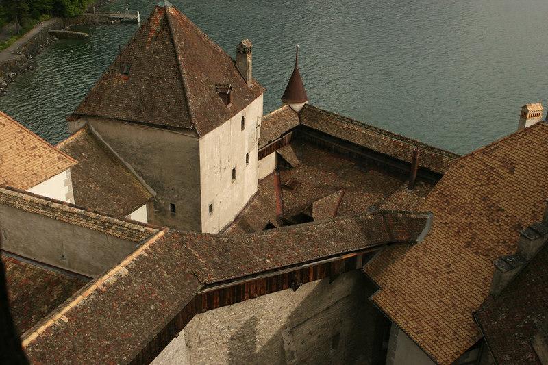 Chillon Castle - Switzerland