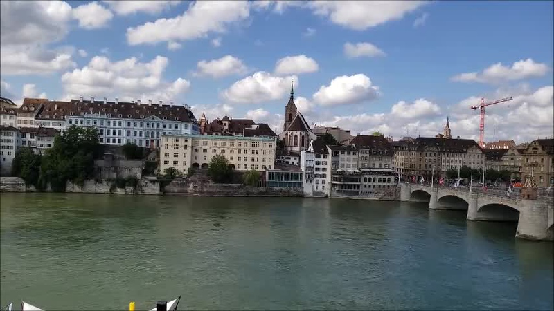 Video of the City of Basel