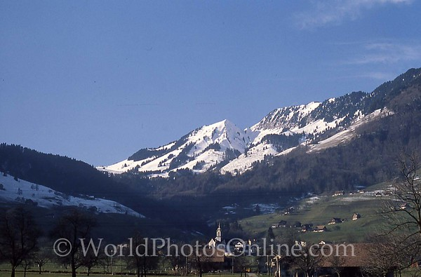 Engelberg - Nearby Country Scene 2