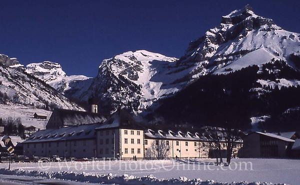 Engelberg - Monastery 2