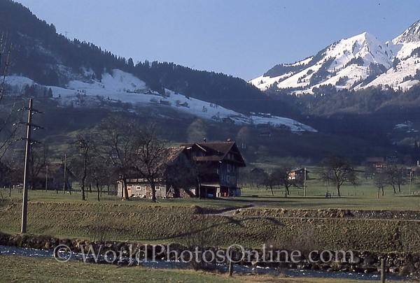 Engelberg - Nearby County Scene