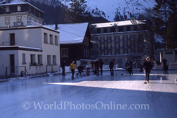 Engelberg - Ice Curling