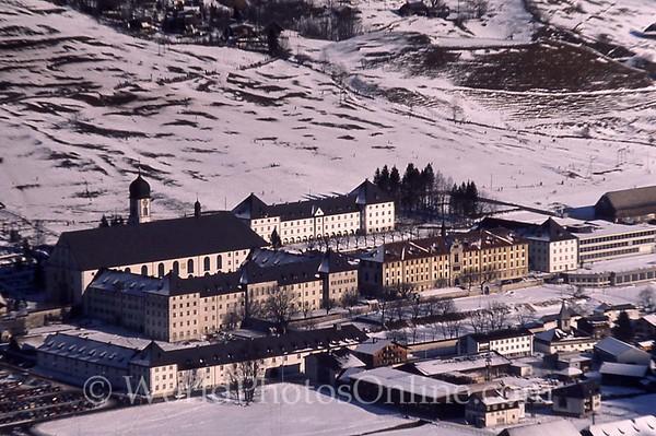Engelberg - Monastery
