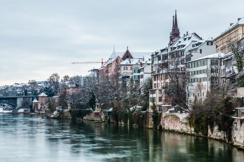 http://www.dreamstime.com/stock-photo-basel-riverfront-image28186680