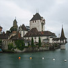 Castle near Interlachen, Switzerland