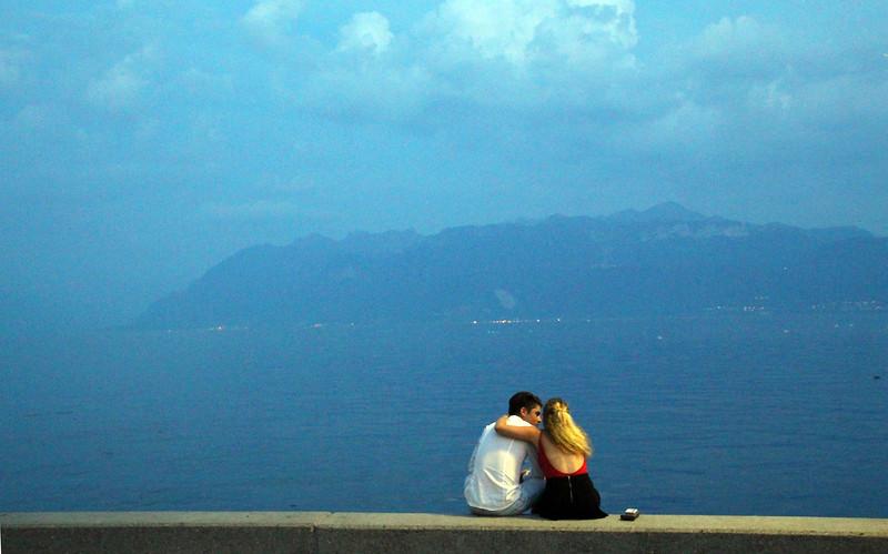 Switzerland, Lake Geneva Region, Lausanne