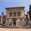 Switzerland, Lake Geneva Region, Lausanne, Palais de Rumine