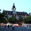 Switzerland, Lake Geneva Region, Lausanne, Promenade