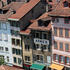 Switzerland, Lake Geneva Region, Lausanne, Old Town
