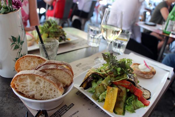 Lausanne Cuisine - San Diego Scenic Photos