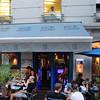 Switzerland, Lake Geneva Region, Lausanne, Bleu Lezard Restaurant