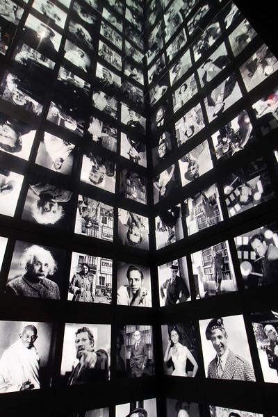 Switzerland, Lake Geneva Region, Vevey, Chaplin's World, Endless Photos