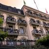 Switzerland, Lake Geneva Region, Hotel des Trois Couronnes