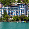 Switzerland; Lake Geneva Region; Montreux, Hotel Du Grand Lac