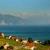 Switzerland, Lake Geneva Region