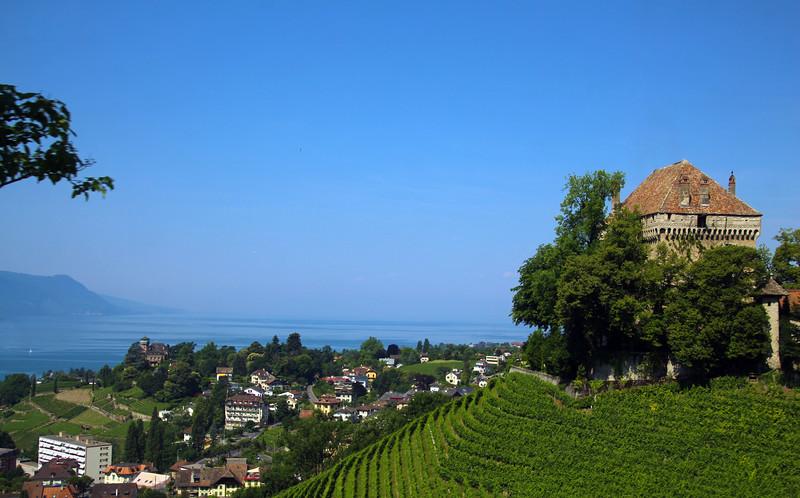 Switzerland, Montreaux