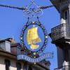 Switzerland, Lake Geneva Region, Vevey, Old Town
