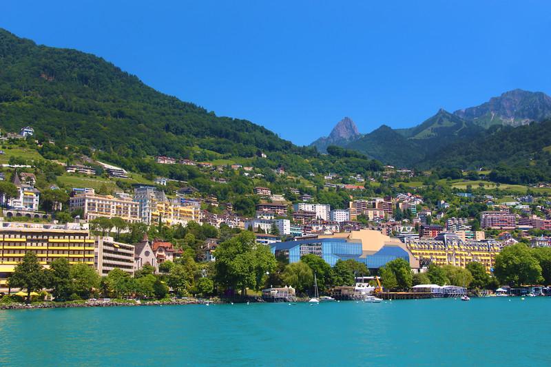 Switzerland; Lake Geneva Region; Montreux